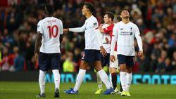 Liverpool Gagal Samai Rekor Kemenangan City