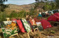 Cara TN Gunung Ciremai Lestarikan Bunga Abadi