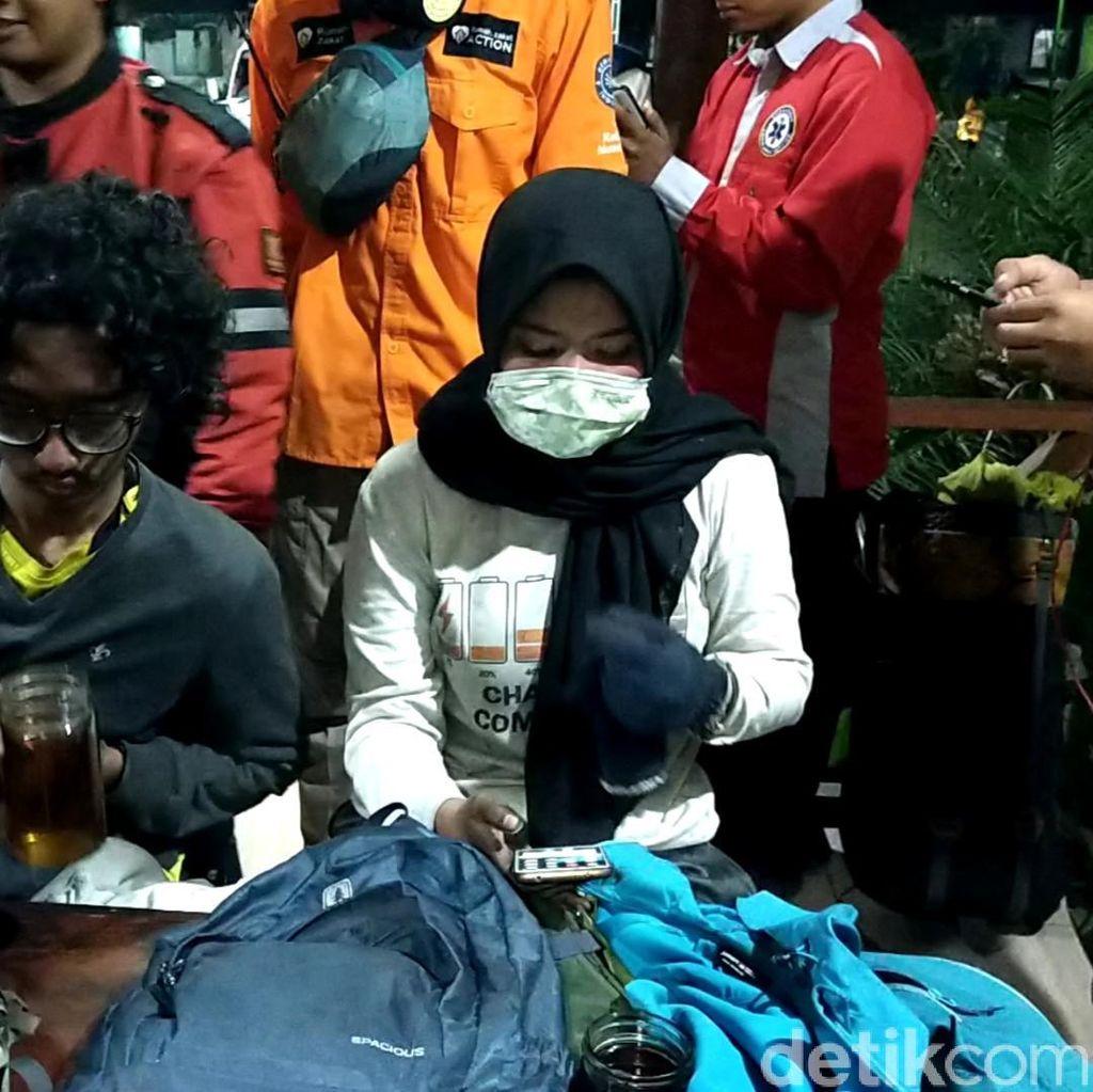 Ini Cerita Empat Pendaki yang Selamat Dari Kebakaran Gunung Ranti