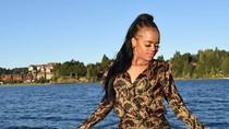 Ini Putri Eswatini, Anak Raja Afrika yang Menarik Atensi Saat Bertemu Jokowi