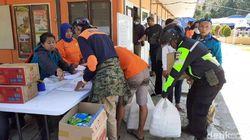 Polda Jatim Kirim Personel Bantu Tangani Bencana Angin Kencang di Batu