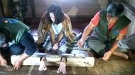 Kerap Mengamuk, 2 Tahun Pria di Cianjur Ini Dipasung Keluarga