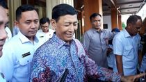 Ke Kantor Kemenko Polhukam, Wiranto: Persiapan Ganti Kabinet