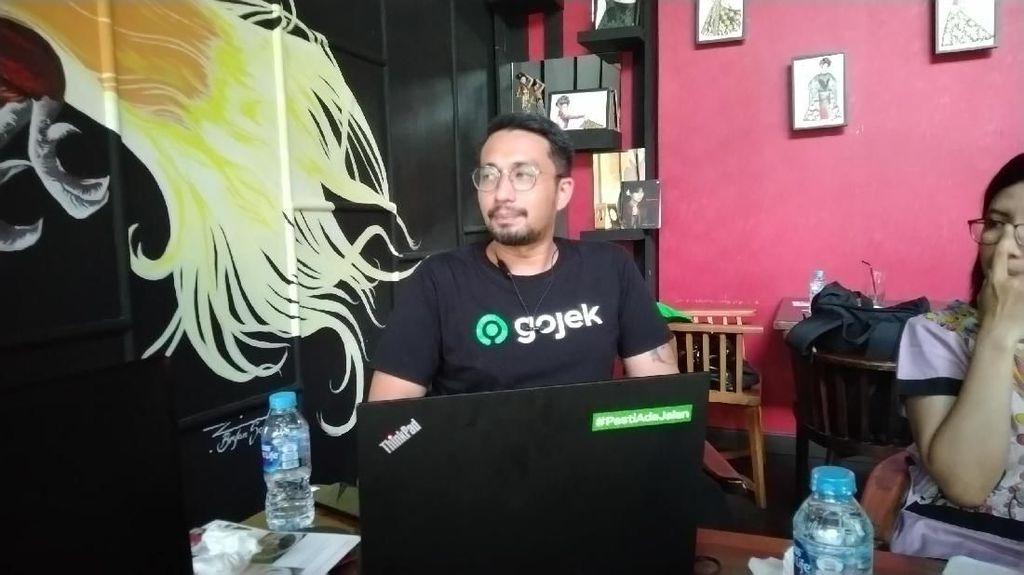 Karyawan Gojek Bangga Nadiem Ditawari Jadi Menteri