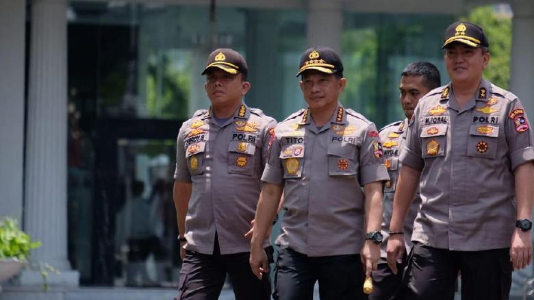 Dipanggil Jokowi untuk Jadi Menteri? Tito Karnavian: Saya Belum Tahu
