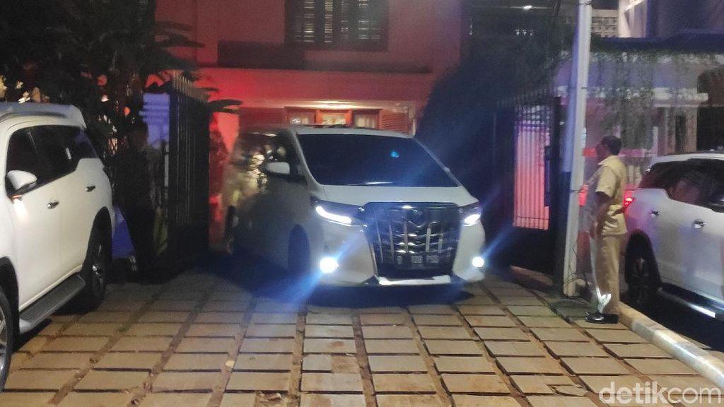 Usai Bertemu Elite Gerindra, Prabowo-Edhy Prabowo Tinggalkan Kertanegara