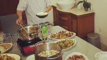 Tak Jadi Wapres Lagi, Ini 5 Fakta Kulineran Menarik Jusuf Kalla
