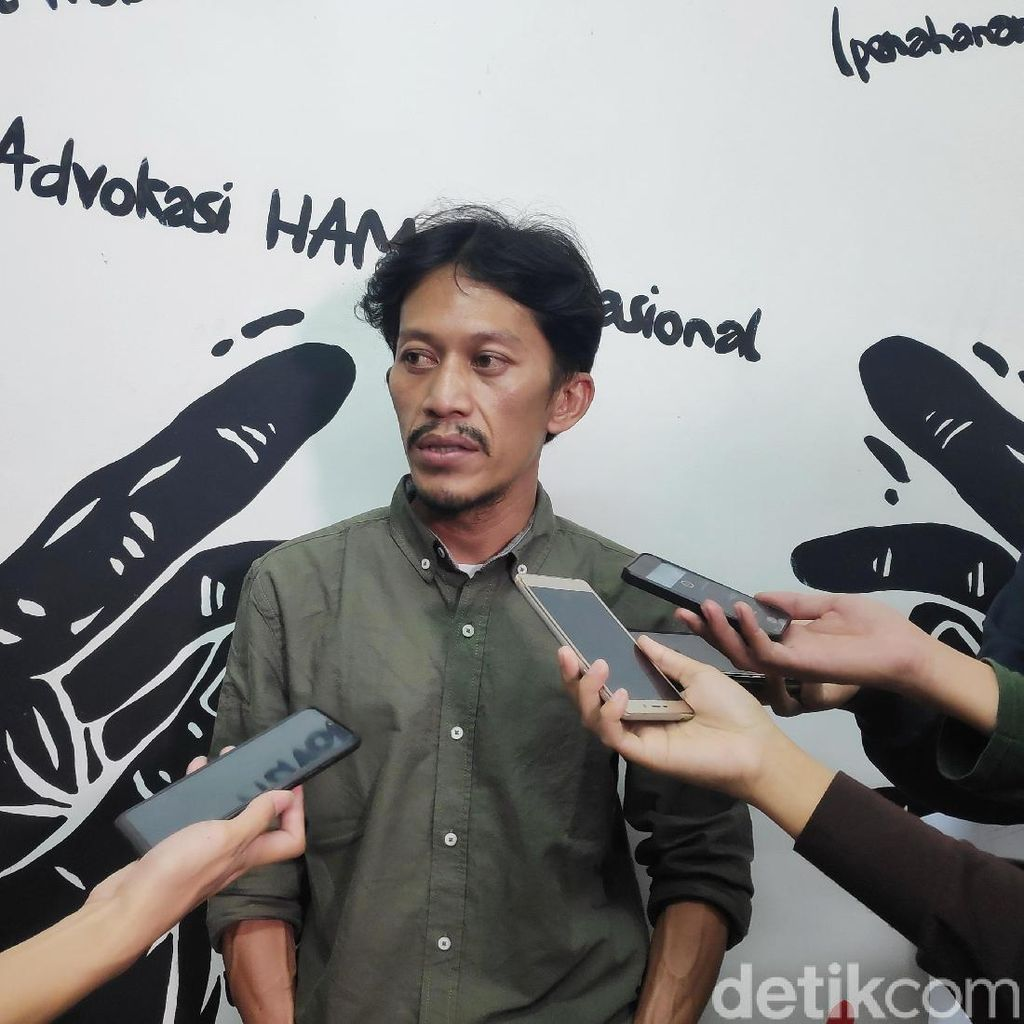 Jokowi Panggil Prabowo di Pengenalan Menteri, KontraS Ungkit Kasus Orang Hilang