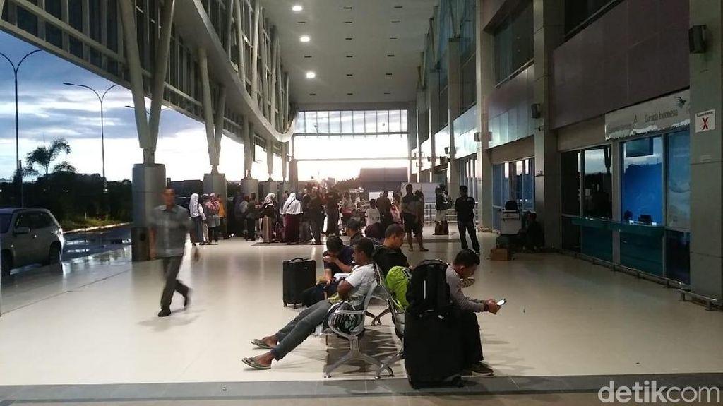 Ketika Bandara Bisa Delay..