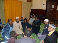 Kehidupan umat muslim di sana