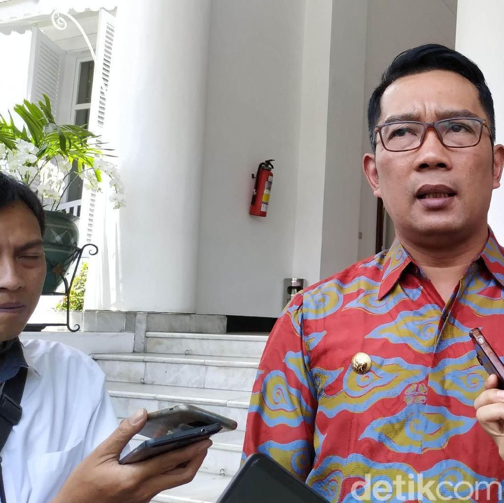 ASN Sumut Wajib Izin Gubernur Sebelum Diperiksa, Ridwan Kamil: Jabar Tak Perlu
