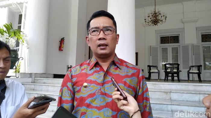 Foto: Gubernur Jabar Ridwan Kamil (Mukhlis Dinillah/detikcom)