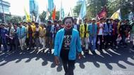 Joker Pimpin Demo BEM SI di Patung Kuda