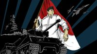 Ilmuwan LIPI Prediksi Negara Jadi Militeristis Bila Prabowo Menhan