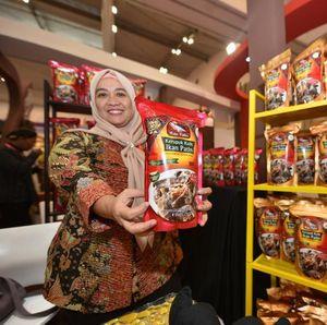 UMKM Binaan Pertamina Raup Rp 7 M di Trade Expo Indonesia