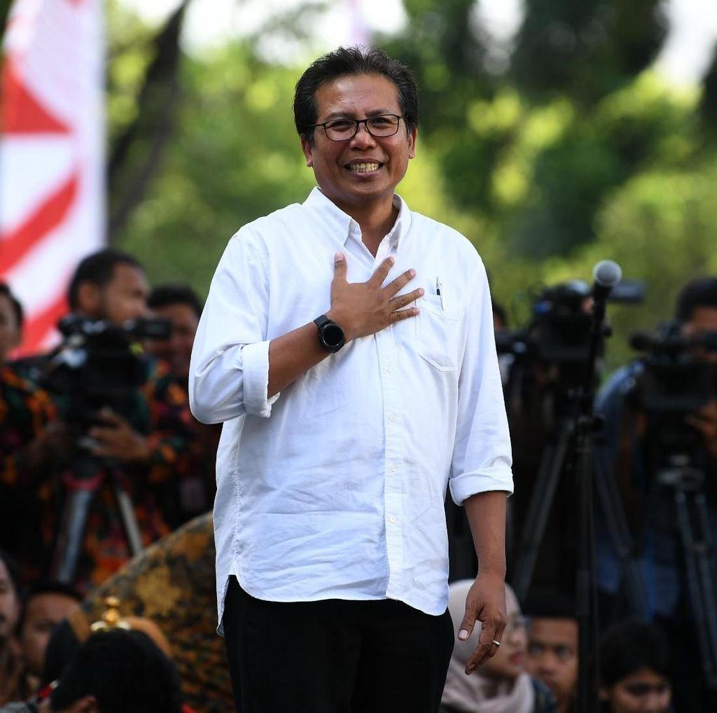 Istana: Stafsus Tak Harus Ketemu Jokowi, tapi Kerja 1x24 Jam