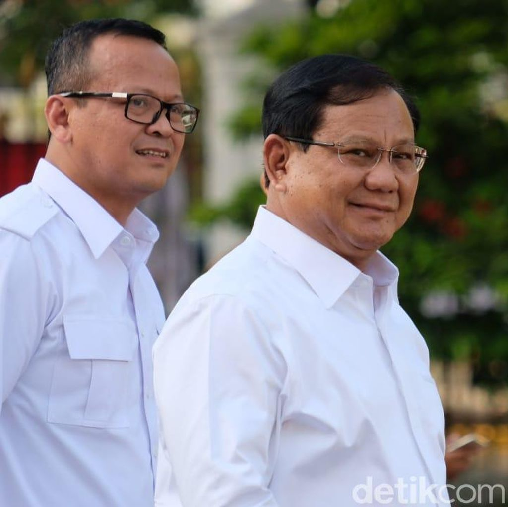 Reaksi Netizen soal Prabowo Masuk Kabinet Jokowi