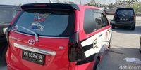 Modifikasi Avanza Bertema Merah-Putih dari Makassar