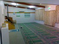 Bagian dalam masjidnya
