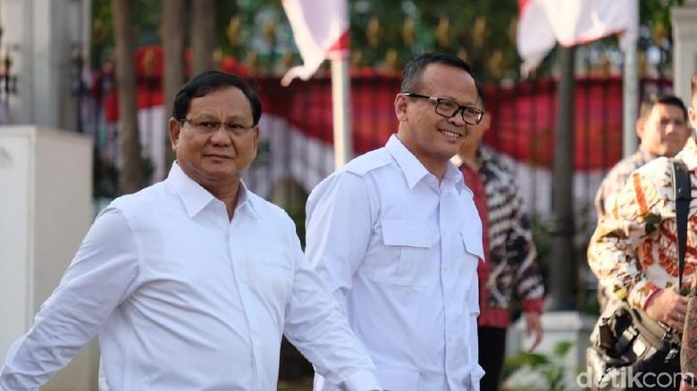 Ditambah Prabowo, Ini 11 Calon Pembantu Jokowi dari Pengenalan Hari Pertama