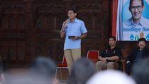 Sandiaga Uno Doakan Usaha Ruben Onsu Top 10 di Indonesia