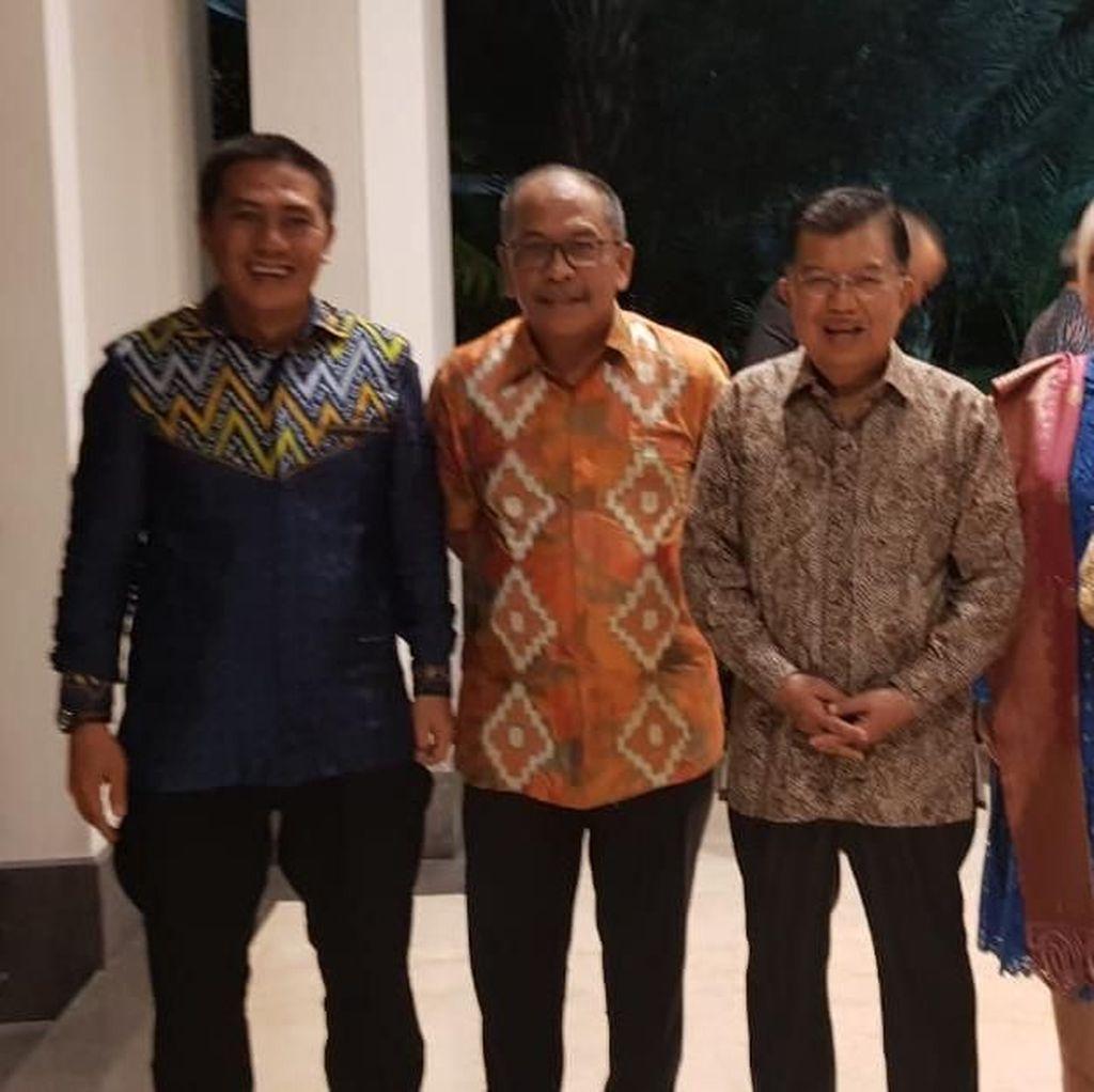 Cerita Deng Ical Ditanya JK Makassar Amanji Pak Wali?