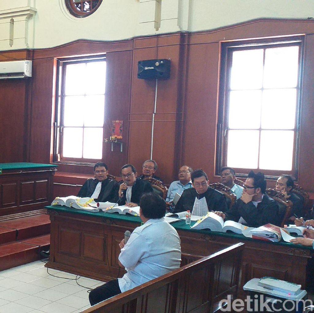 Sidang Lanjutan Amblesnya Jalan Gubeng, 4 dari 6 Saksi Tak Hadir