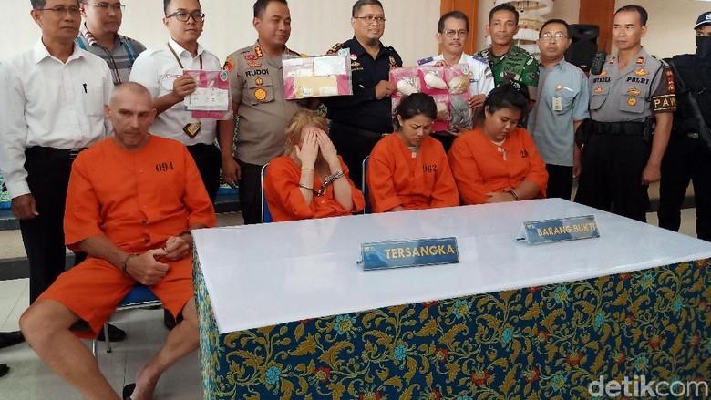 Terima Paket Isi Kokain, WN Prancis Ditangkap Polisi di Bali