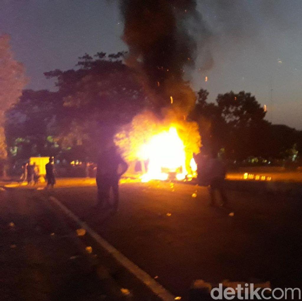 Ricuh di Mandala Krida Yogya, Polisi: Sudah Kondusif