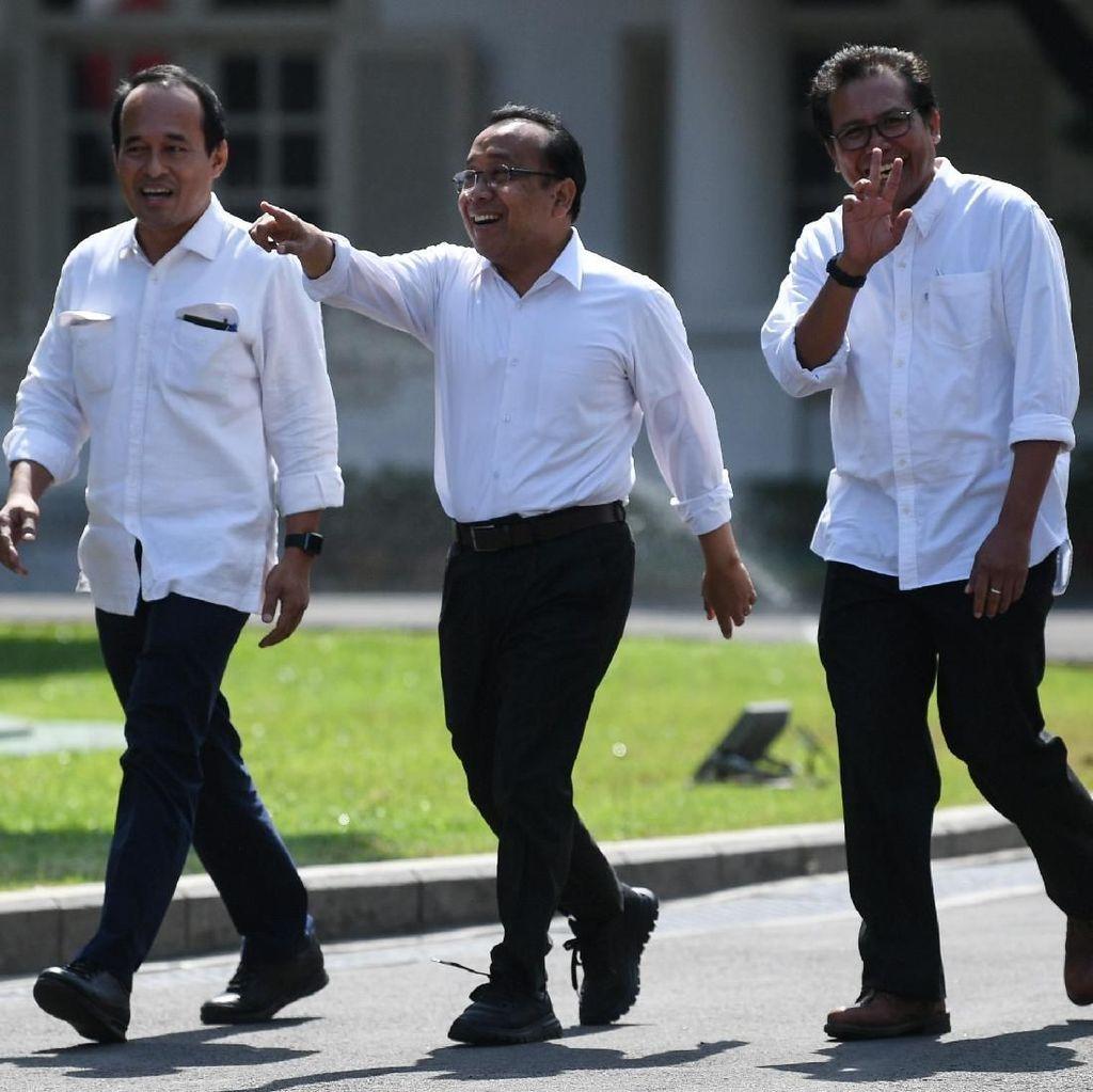 Sebelum Jadi Calon Menteri, Nico Harjanto Pernah Juga Diundang ke Istana