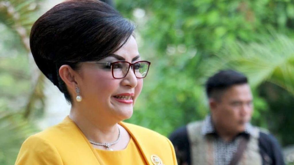 Gaya Mewah Bupati Minahasa Selatan yang Batal Jadi Calon Menteri Jokowi