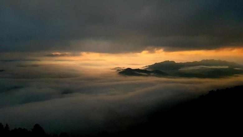Negeri di atas awan Toraja Utara (dok. Istimewa)