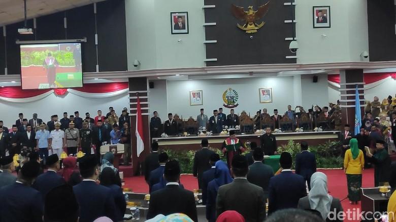 Resmi Dilantik, Ketua DPRD Sulsel: Kami Mitra Kritis Pemprov