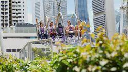 Selamat! 3 Milenial Cantik Ini Bisa Wujudkan Impiannya di Singapura