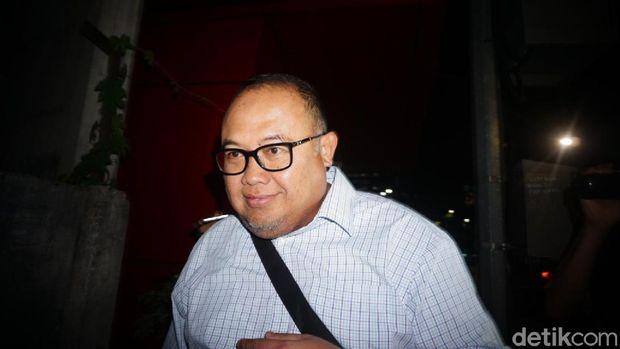 mantan Senior Manajer Peralatan PT Pelindo II Haryadi Budi Kuncoro