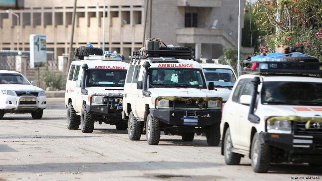 Pasukan Demokratik Suriah: Sudah Tidak Ada Pasukan Lagi di Kota