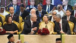 Tak Harus Pro AS atau Pro China, PM Australia Hadiri Pelantikan Presiden Jokowi