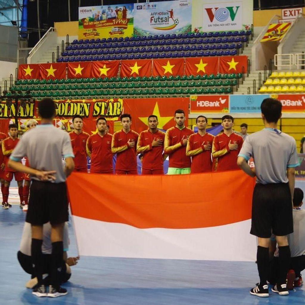 AFF Futsal Championship: Indonesia Start dengan Kemenangan atas Malaysia