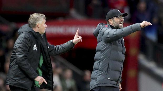 7 Fakta Menarik Setelah MU dan Liverpool Seri