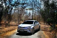 All New Toyota C-HR Hybrid