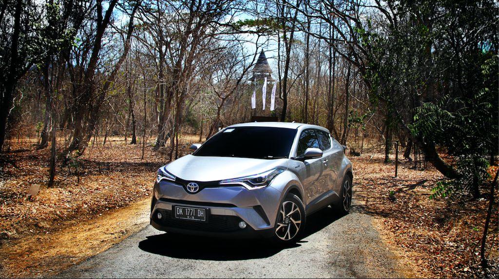 Toyota Targetkan Jual 1.000 Unit Mobil Hybrid Sampai Akhir 2019