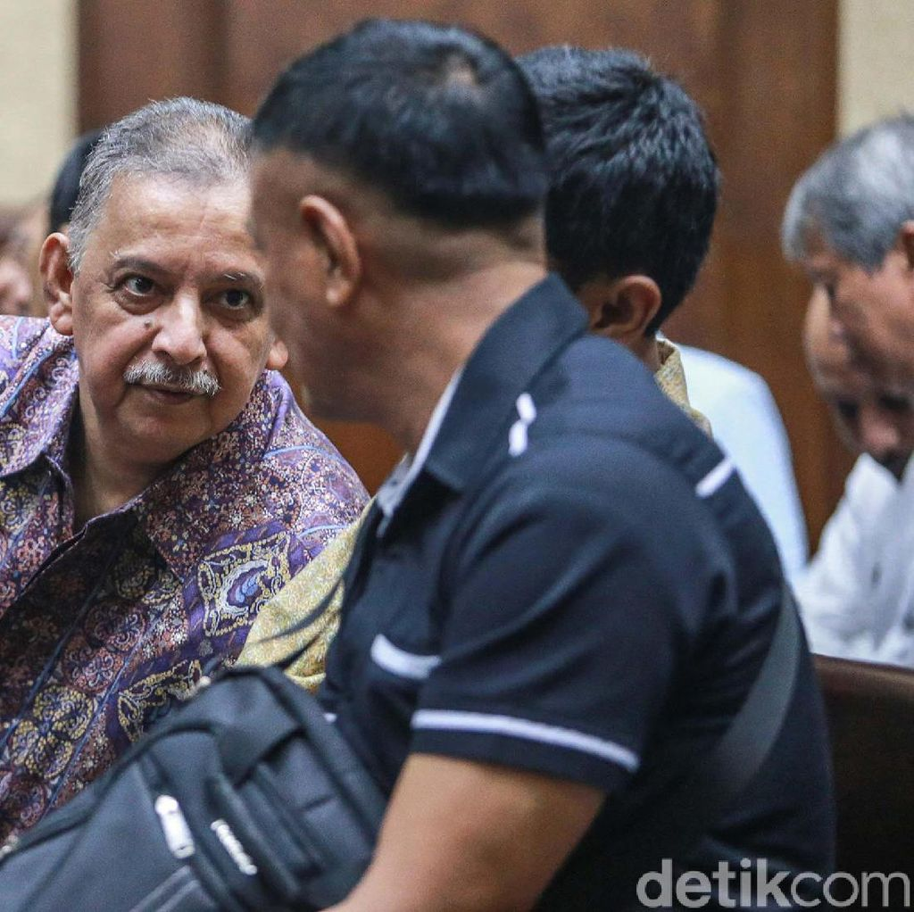 Bantah Soal Bagi-bagi Jatah Duit, Sofyan Basir Minta Dibebaskan