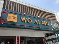 Wo Ai Mie: Mulur Gurih! Bakmi China Halal Dengan Topping Ayam Hainan