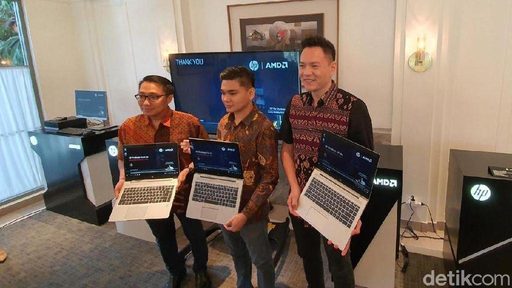 HP Rilis Laptop Bisnis Bebas Intip, Ini Spek dan Harganya