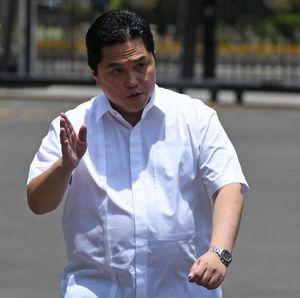 BUMN Hantu Mau Dibubarkan, Erick Thohir Tunggu Restu Jokowi