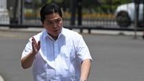 Bertemu Menteri ESDM, Erick Thohir Bahas Kilang hingga Biodiesel
