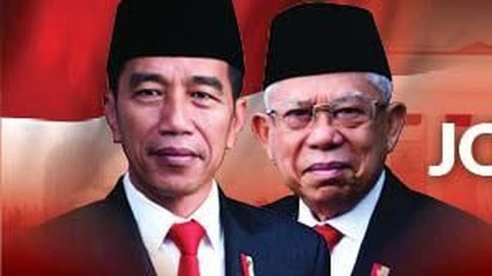 Akhirnya Jokowi-Maruf disahkan menjadi Presiden dan wakil presiden 2019-2024