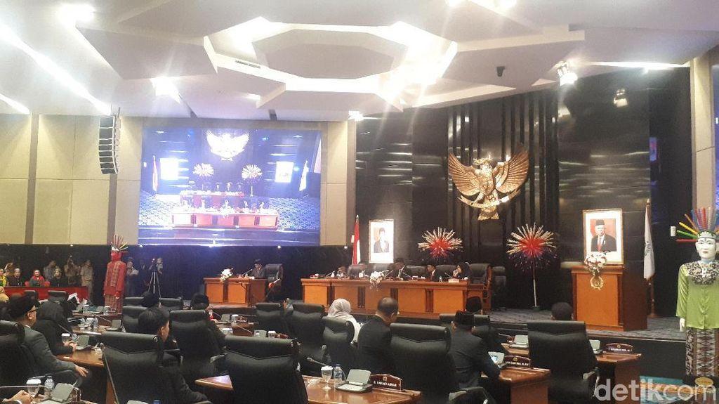 Ini Susunan Pimpinan Badan dan Komisi DPRD DKI Jakarta