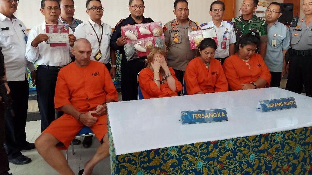 Bawa Kokain ke Bali, Dokter Kecantikan Asal Rusia Akting Serangan Jantung