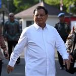Intip Deretan Mobil dan Motor Calon Menhan Prabowo Subianto